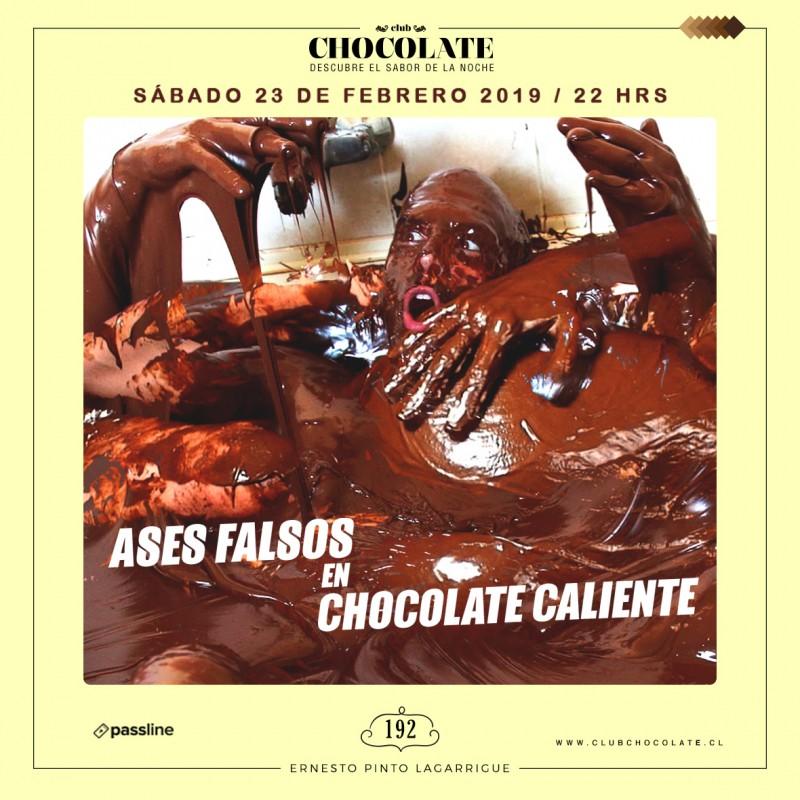 Ases Falsos en: Chocolate Caliente