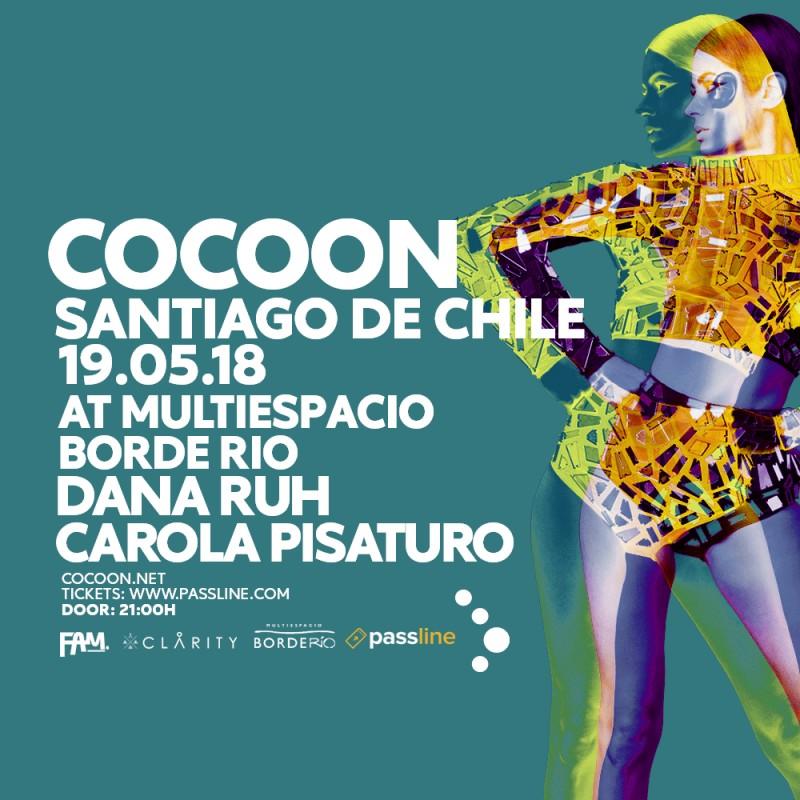 Cocoon Santiago at Multiespacio Borde Rio
