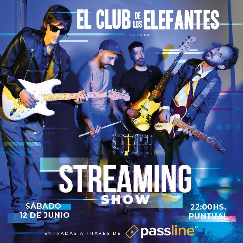 El club de los elefantes streaming - Passline