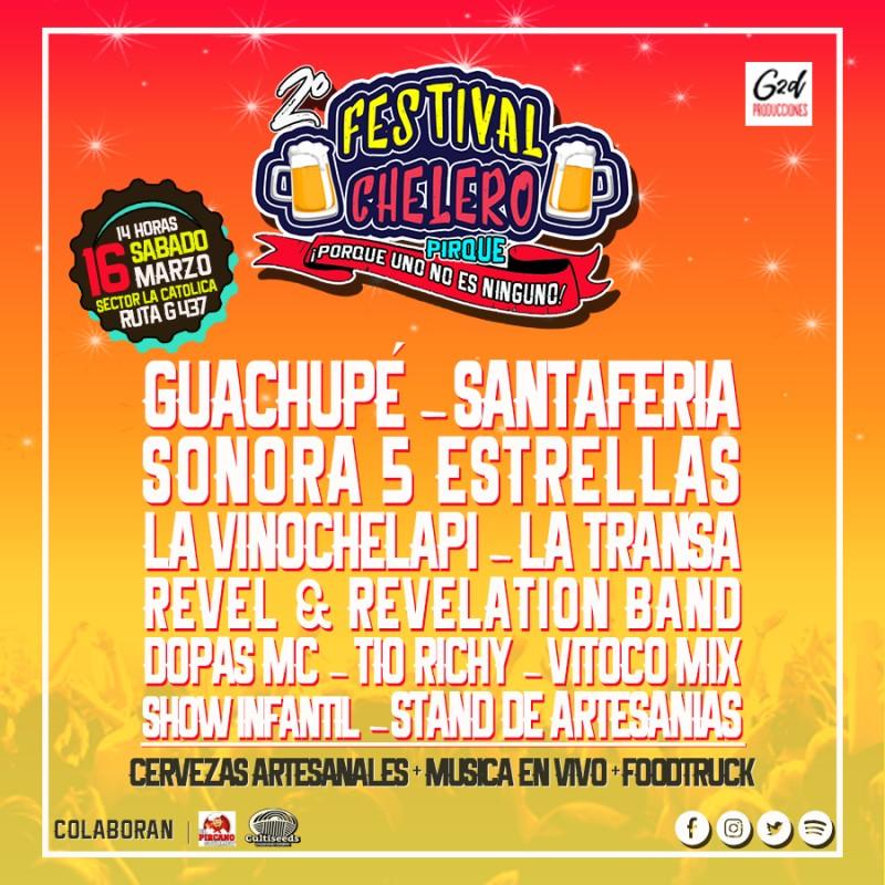 Festival Chelero Pirque 2019