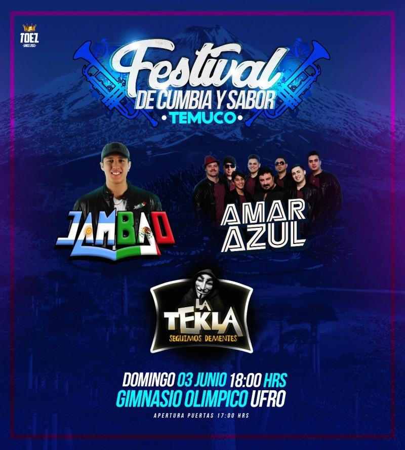 Festival de Cumbia TEMUCO