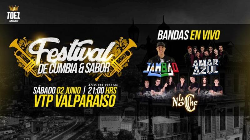 Festival de Cumbia y Sabor