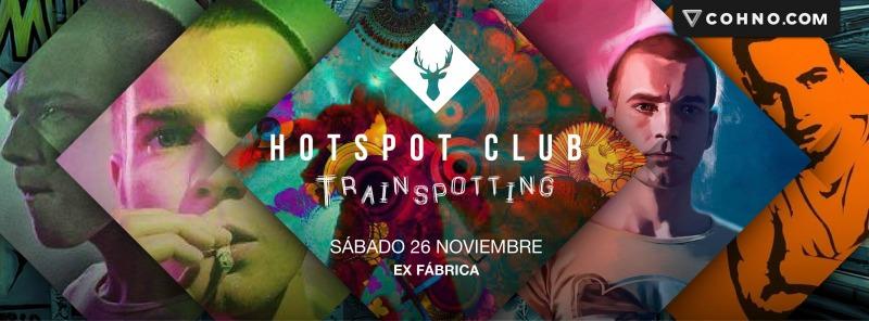 Hotspot club trainspotting ex f brica 3 y 4 piso s b 26 for El cuarto piso pelicula