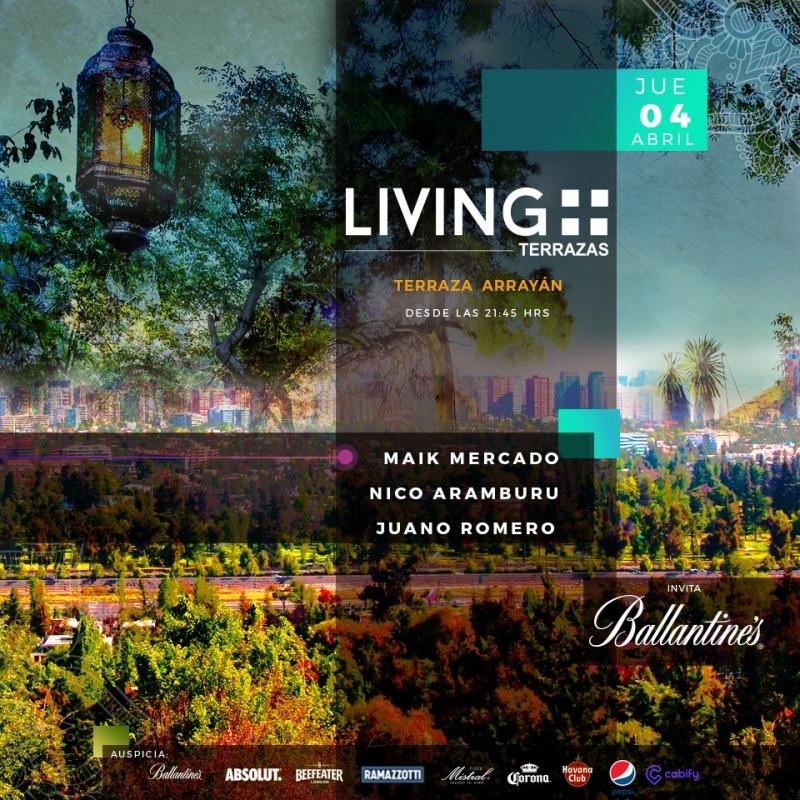 Living 04 De Abril Terrazas Del Arrayán
