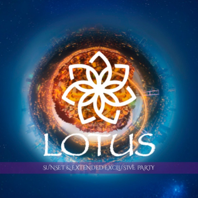 LOTUS SUNSET & EXTENDED EXCLUSIVE PARTY