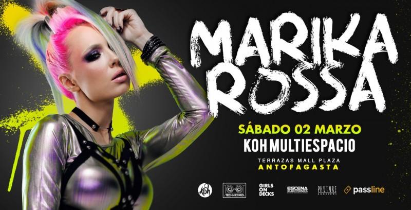 Marika Rossa - Antofagasta