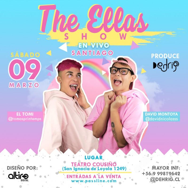 The Ellas Show (2da Función)
