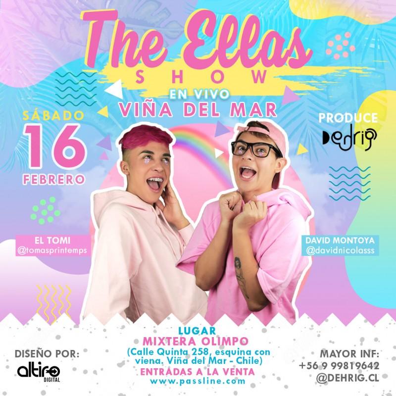 The ellas show (Viña del Mar)