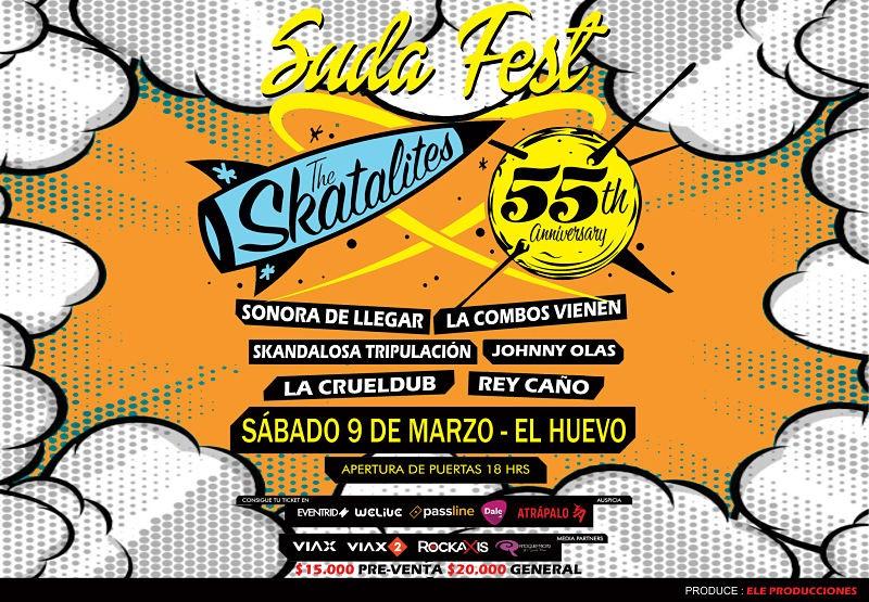 The Skatalites + grandes invitados: SUDA FEST I