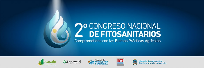 2º Congreso Nacional de Fitosanitarios